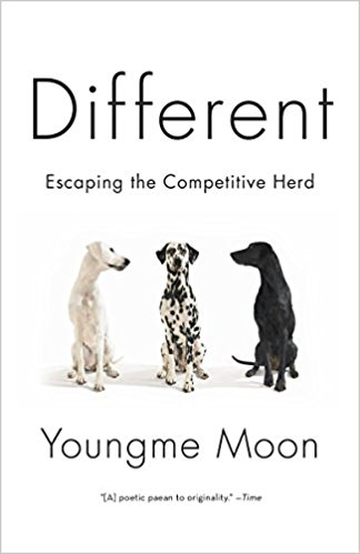 Different - by Y.M.Moon